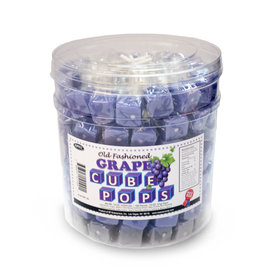 Grape Cube Pops (100 Pack)