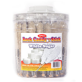 Plain Rock Candy on a Stick (36 Pack)