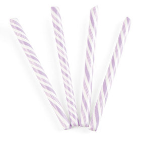 Lavender Grape Candy Sticks