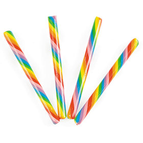 Rainbow Cherry Candy Sticks
