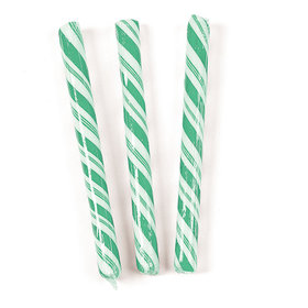 Green Lime Candy Sticks