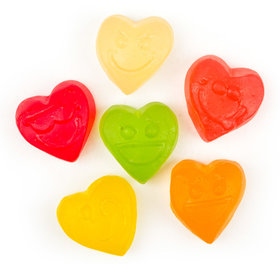 Emoticon Gummy Hearts by Brach's