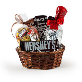 Small Chocolate Gift Basket