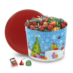 Bright Merry Magic 15T - 14 lb Hershey's Holiday Asst