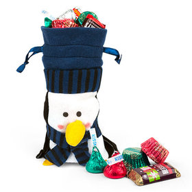 Blue Little Penguin Bag
