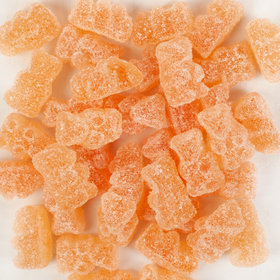 Gourmet Sour Sanded Strawberry Daiquiri Gummi Bears
