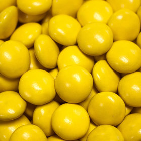 Just Candy Yellow Milk Chocolate Minis