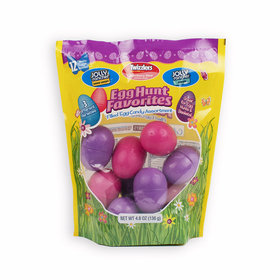 Hershey's Easter Non-Chocolate Favorites Filled Eggs