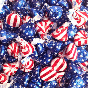 Patriotic Hershey's Kisses