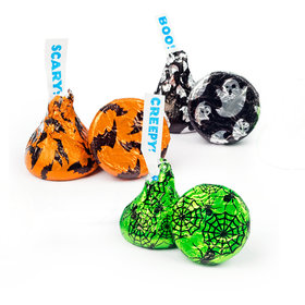 Halloween Hershey's Kisses Milk Chocolates