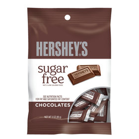 Sugar Free Hershey's Milk Chocolate Bars