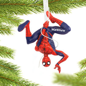 Personalized Spiderman