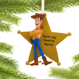 Personalized Toy Story Woody