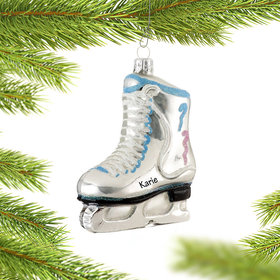 Personalized Ice Skate