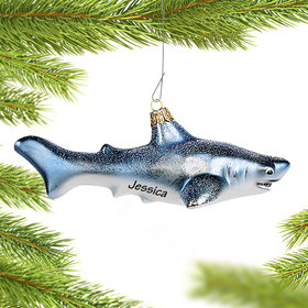 Personalized White Shark