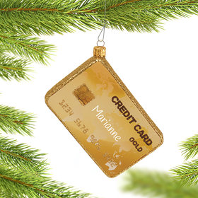 Personalized Credit Card