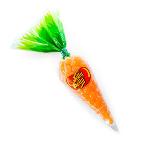 """Jelly Belly 4.25 OZ """"Baby Carrot"""" Bag"""