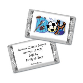 All Sports Personalized Miniature Wrappers