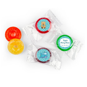 Personalized Life Savers 5 Flavor Candy - Birth Announcement It's A Boy Bundle of Joy
