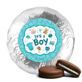 Milk Chocolate Covered Oreos - It's a Boy Bundle of Joy (24 Pack)