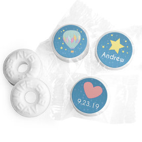 Personalized Hershey's Kisses - Birth Announcement It's A Boy I Have Arrived (50 Pack)
