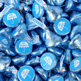 Boy Baby Shower Hershey's Kisses Candy