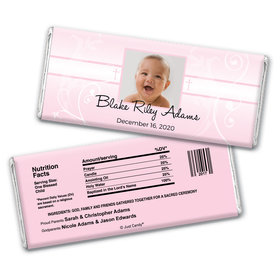 Child of God Personalized Candy Bar - Wrapper Only
