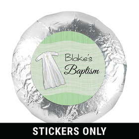 """Covered in Faith 1.25"""" Sticker (48 Stickers)"""