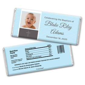 Small Prayers Personalized Candy Bar - Wrapper Only