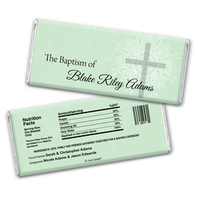 Holy Grace Personalized Candy Bar - Wrapper Only