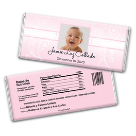 Nino de Dios Personalized Candy Bar - Wrapper Only