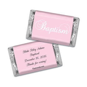First Sacrament Personalized Miniature Wrappers