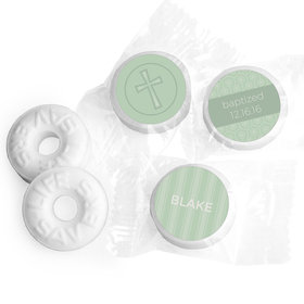Classic Baptism Personalized Category LIFE SAVERS Mints Assembled