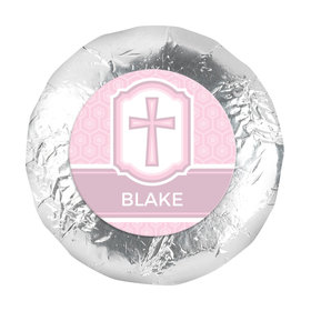 "Communion Baptism Favors 1.25"" Sticker (48 Stickers)"