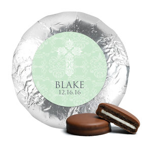 Blessed Baptism Favors Milk Chocolate Covered Oreo Cookies Assembled