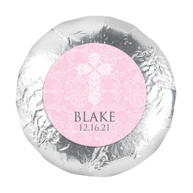 "Blessed Baptism Favors 1.25"" Sticker (48 Stickers)"