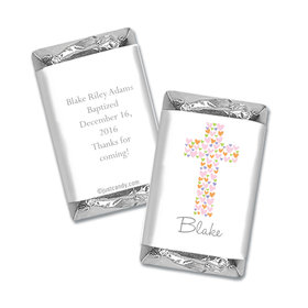 Sweet Sacrament Baptism Personalized Miniature Wrappers