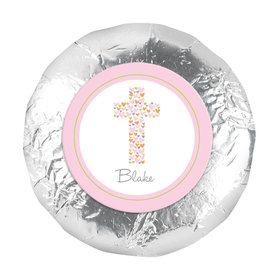 Sweet Sacrament Baptism Favors 1.25in Stickers