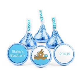 Personalized Baptism Arc Hershey's Kisses (50 pack)