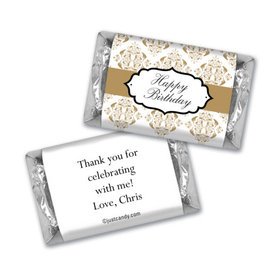 Lavish Luxury Personalized Miniature Wrappers