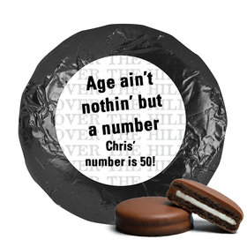 Nothin' but a Number Belgian Chocolate Covered Oreo Cookies Assembled (24 Pack)
