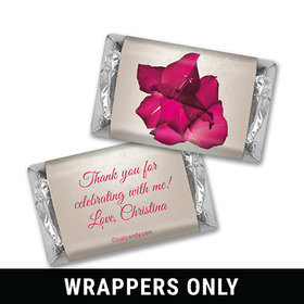 It's a Girl Thing Personalized Miniature Wrappers