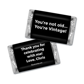 You're Vintage Personalized Miniature Wrappers