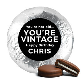 You're Vintage Belgian Chocolate Covered Oreo Cookies Assembled