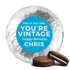 You're Vintage Milk Chocolate Covered Oreo Cookies Assembled (24 Pack)