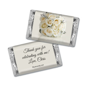 Classic Celebration Personalized Miniature Wrappers