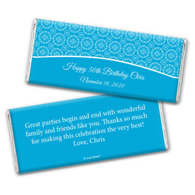 Magical Memories Personalized Candy Bar - Wrapper Only