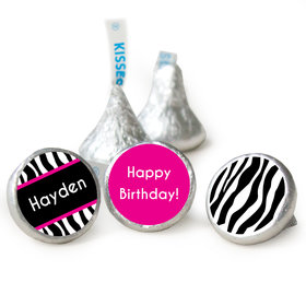 Stylin' Birthday HERSHEY'S KISSES Candy Assembled