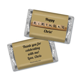 Spell It Out Personalized Miniature Wrappers