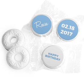Dynamic Personalized Birthday LIFE SAVERS Mints Assembled